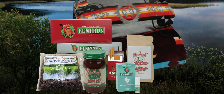 Meskwaki Products