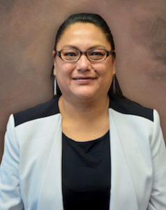 Holly Youngbear-Schrock - Meskwaki HR Director