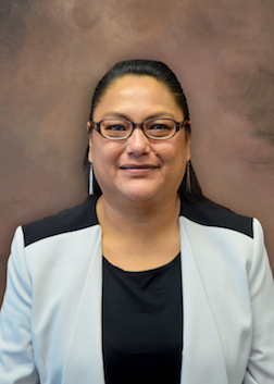 Holly Youngbear-Schrock - Meskwaki HR Director